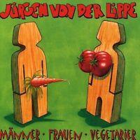 Jürgen von der Lippe Männer, Frauen, Vegetarier (1997) [CD]