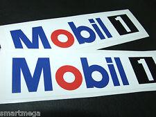MOBIL 1 Motorsport- Aufkleber, 6er Set Aufkleber
