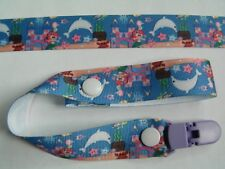 A Fabulous Under the Sea factice Clip/Pacifier/Toy Clip (NEW)