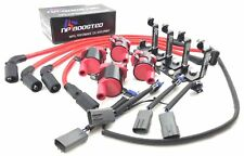 Mazda RX-8 RX8 D585 Ignition Coil Packs Kit Wires w/ Harness & Mounting Bracket