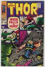 L3393: Thor #149, Vol 1, VF-VF+ Condition