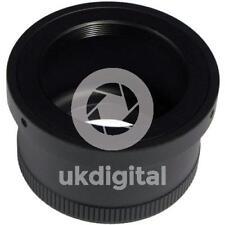 T / T2 Mount lens adapter to MFT mount