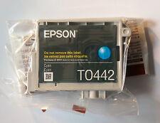 Original Epson T0442 cyan C64 C66 C84 C86 CX3650 CX6400 Stylus