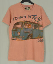 Old School Volkswagen Bus  Art  Hippie Short Sleeve Cotton T-Shirt Men M NEW