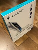 Logitech Ultrathin Keyboard NEW IN BOX Magnetic Clip-Cover  iPad Air 920-006200