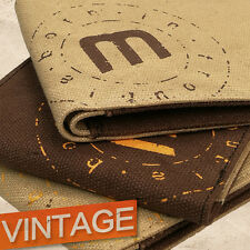 Vintage Men Casual Canvas Student Boy Bifold Wallet With Coin Case Slim Simple