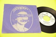 "SEX PISTOLS 7"" GOD SAVE THE QUEEN ORIG ITALY 1977 EX !!!!!!!!!!!!!!!!"