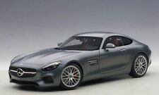 1:18 AUTOART - MERCEDES BENZ AMG GT - S ( mat gris ) COMPLET Openings