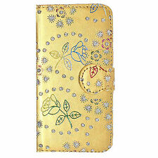 Patterned Synthetic Leather Cases & Covers for Samsung Mobile Phones