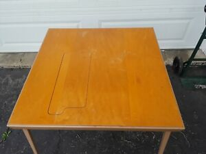Singer Sewing Machine Folding Card Table 301 301A Others