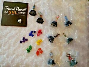 Saturday Night Live Trivial Pursuit Game Extra Replacement Pieces-Open Package