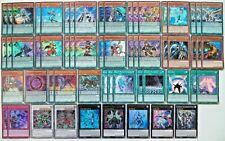 YUGIOH 58 CARD PENDULUM MAGICIAN DECK