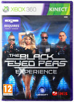 The Black Eyed Peas Experience Xbox 360, Video Game, Dance and Music Game New