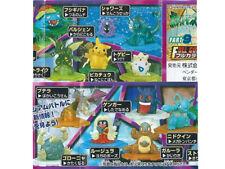 Bandai 1999 Pokemon Full Color Stadium Part 9 Gashapon 12 Mini Figure Pikachu JP