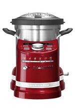 NEW KitchenAid KCF0103ACA Artisan Cook Processor: Candy Apple Red
