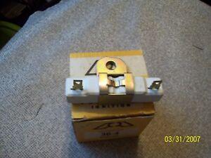 Vintage Ballast Resistor for 1958-59 Ford plus others 12 volt