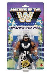 2021 MASTERS OF THE WWE UNIVERSE - RANDY SAVAGE - WAVE 5 - WALMART EXCLUSIVE