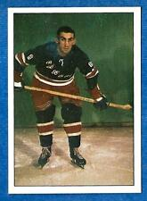 1981 TCMA LOU FONTINATO - New York Rangers  (Card #4)  (ex-mt)