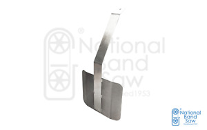 BIRO GRINDER MEAT DEFLECTOR, STAINLESS STEEL FOR MODEL 6642