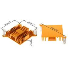 Aluminium Heatsink Cooling General Radiator For Northbridge Southbridge Chipset