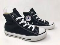 New! Toddler Converse 3J231 Chuck Taylor All Star Hi-Top Sneakers - Black I58