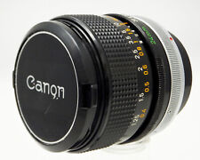 Canon FD 24 mm F2.8 SSC  ( Super Spectra Coating ) Objectif grand angle