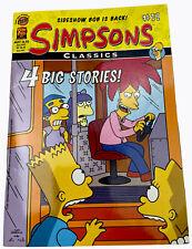 Simpsons Classics #14 4 Big Stories 2008 Otter Press Comics Matt Groening J Ho