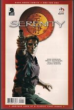 Serenity #1 Dark Horse 1 For 1 Reprint Joss Whedon Firefly Movie 1St Issue Nm-