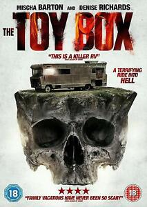 THE TOY BOX - DVD**USED LIKE NEW** FREE POST**