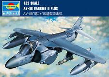 ◆Trumpeter 1/32 02286 AV-8B Harrier II model kit