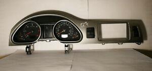 Audi Q7 4L 3.0 TDI Combi Instrument Colour Display Diesel Speedometer 4L1927123A