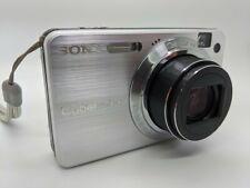 Sony Cyber-shot DSC-W150 8.1MP Digital Camera - Silver (USED w/ ACCESSORIES)