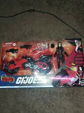 Gi Joe Classified 6 inch BARONESS With COBRA COIL in hand/shipping daily