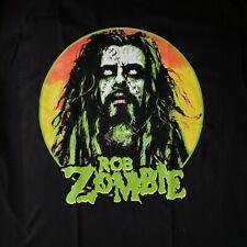 FREE SAME DAY SHIPPING New ROB ZOMBIE Classic ZOMBIE Hellbilly Shirt MEDIUM