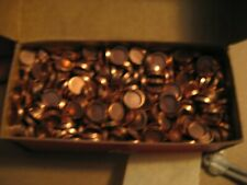 New Listing Hornady 375 cal Copper Gas Checks for Reloading 900 + Pieces