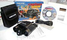 Unused & Complete Cib Meade Capture View Integrated Binocular and Digital Camera
