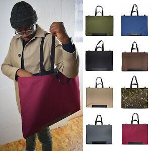 XL Large Tote Bag Shopper Water-Resistant & Shoulder Strap by Goodstart Jones