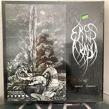 DRAHCIR ZTIWOROH Eros In Arabia LP 1981 Ethnotech ORIG US IN SHRINK EX / EX