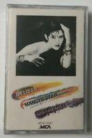 Melissa Manchester Mathematics Audio Cassette (1985 MCA Records) New SEALED