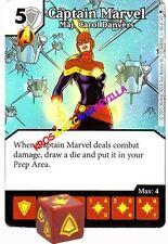 040 CAPTAIN MARVEL Maj.Carol Danvers -Common- AGE OF ULTRON Marvel Dice Masters