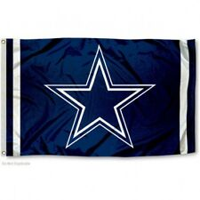 DALLAS COWBOYS FLAG 3'X5' NFL LOGO BANNER: FAST FREE SHIPPING