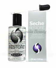 Seche RESTORE- Nail Lacquer Thinner 2oz/59ml+ Free Dropper