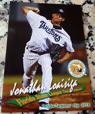 JONATHAN LOAISIGA 2018 Tampa Rookie Card RC New York Yankees Nicaragua $$ HOT $$