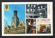 SAINT-QUENTIN (02) MUSICIEN au CARILLON de L'HOTEL DE VILLE en 2007