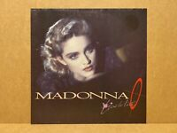 Vinyle maxi 45 tours  Madonna - live to tell - 1986 , Sire records Company
