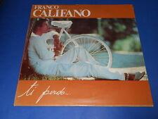 Franco Califano - Ti perdo ... - LP 1979