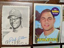 Vintage Baseball Card Lot #214 1959-78 Topps Allen (23) different vg-ex grade