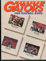 University Of Florida Football Guide 1989 Emmitt Smith Stacy Simmons   MBX42