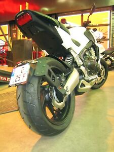 Supporto Targa Girocollo Della Ruota Honda CB-650F 2014-2018