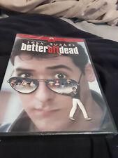 Dvd - Better Off Dead, John Cusack 1985 (New sealed)